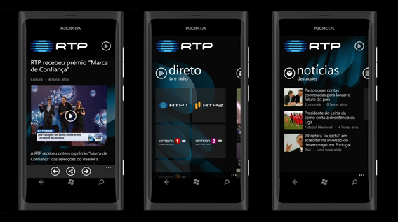 RTP Windows Phone