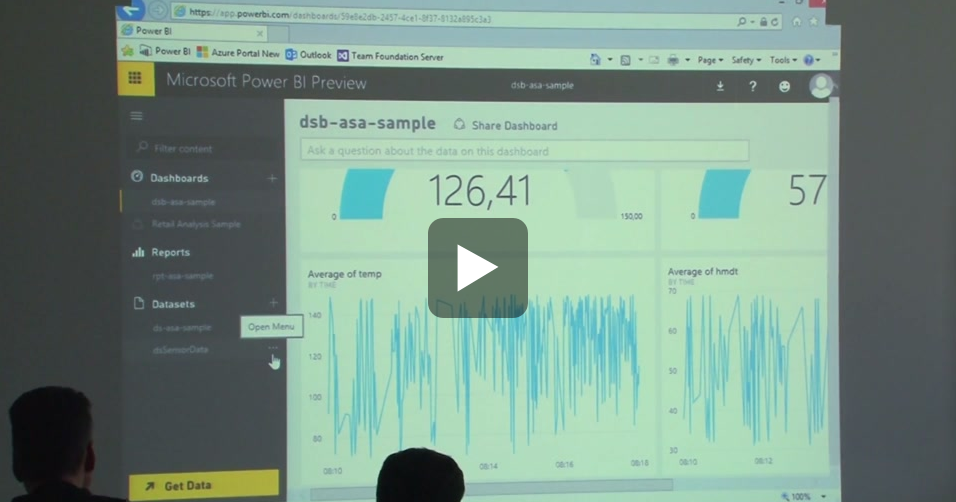 Real Time Insights with Azure Stream Analytics