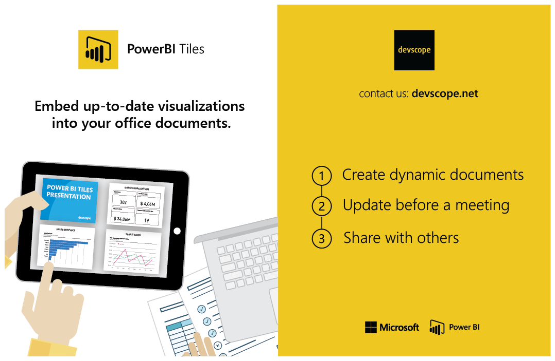 how to draw data from access to power bi