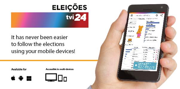 devscope tvi24 eleições app