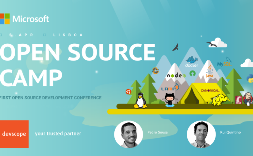 Open Source experts will be gathering in Lisbon