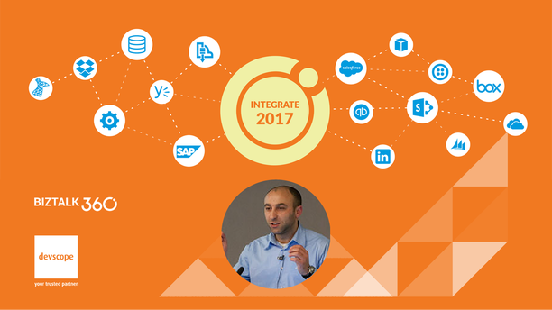 Integrate 2017 Conference – The world's Best Microsoft Integration event right now.
