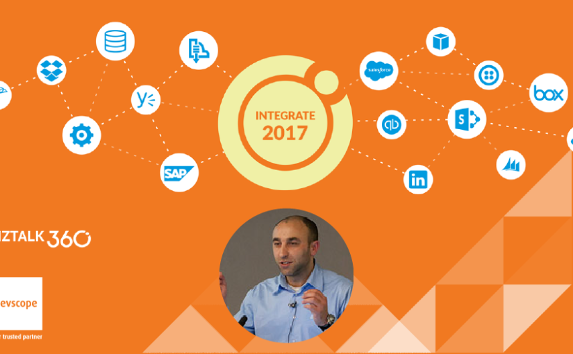 Join us at Integrate 2017 USA