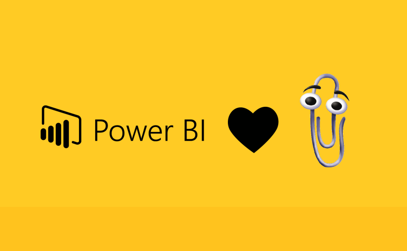 Introducing Clippy for PowerBI