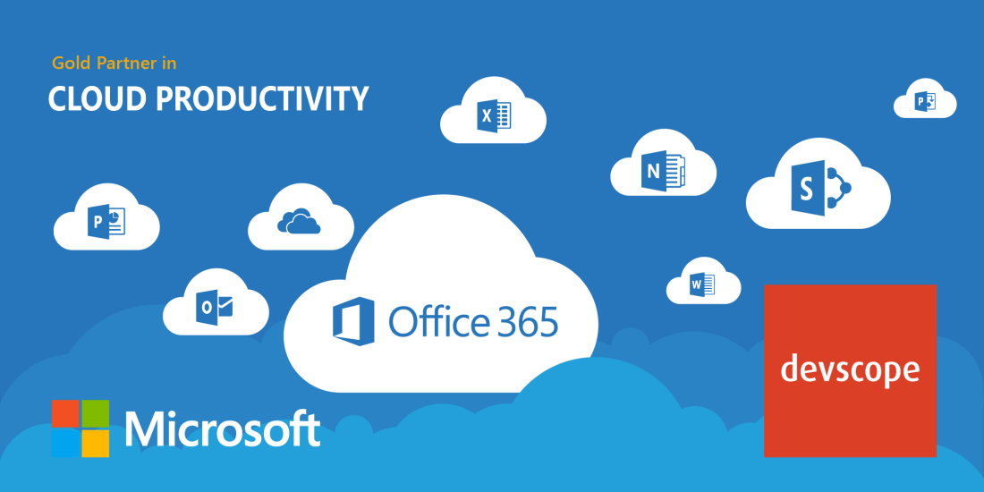 we have achieved microsoft gold cloud productivity competency