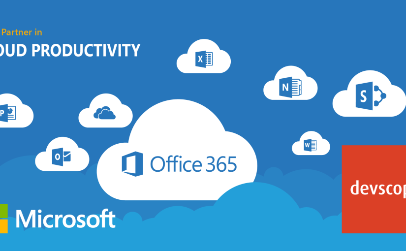 We have achieved Microsoft Gold Cloud ProductivityCompetency!