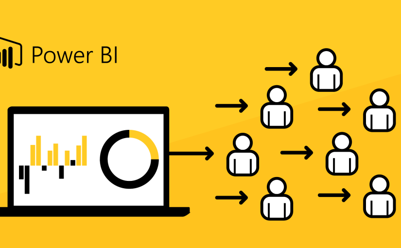 How to send different data from the same Power BI report to multiplepeople