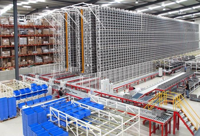 Consoveyo warehouse