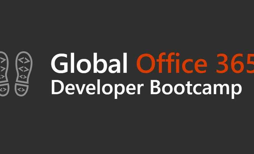 Save the date: we're hosting the Global Office 365 Developer Bootcamp on November 30th