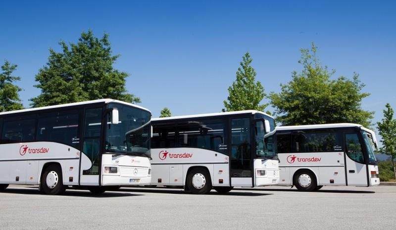 Trandev's buses