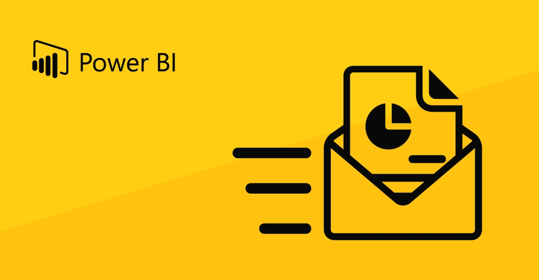 Embed Power BI reports in email