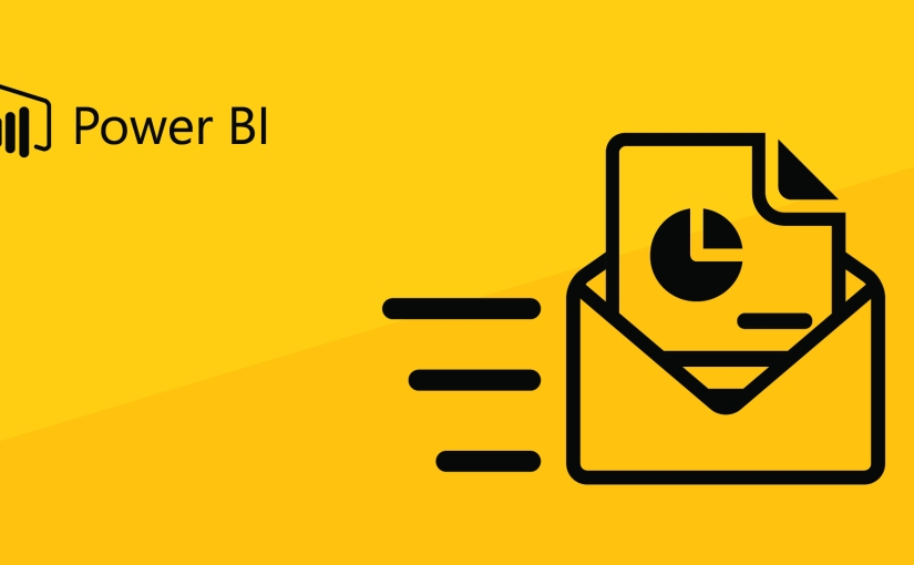 How to embed Power BI reports in emails