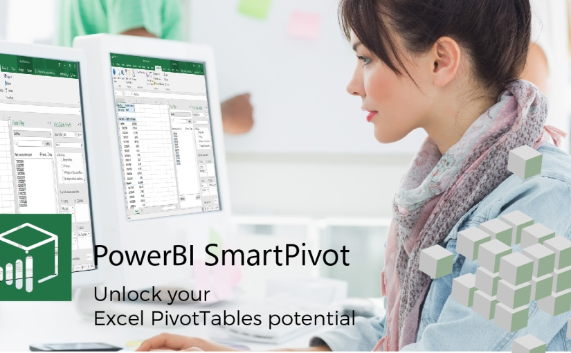 Introducing PowerBI SmartPivot. Try it today for free!