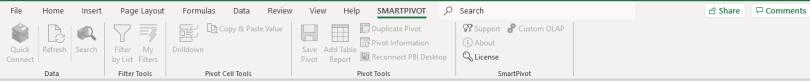 PowerBI SmartPivot 101