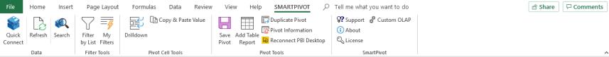 PoweBI SmartPivot 101